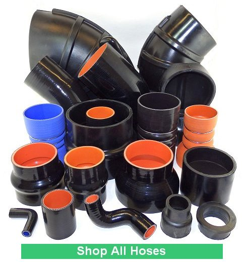 Intake Hoses | IntakeHoses com - Couplers, Elbows, Silicone